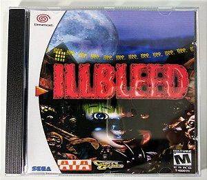 Illbleed [REPLICA] - Dreamcast