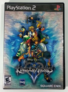 Kingdom Hearts II - [REPLICA] - PS2