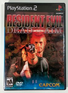 Resident Evil Dead Aim - [REPLICA] - PS2