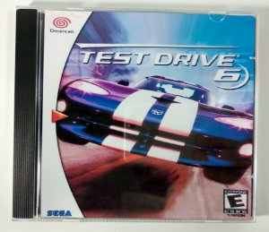 Test Drive 6 [REPLICA] - Dreamcast