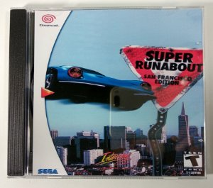 Super Runabout San Francisco Edition [REPLICA] - Dreamcast