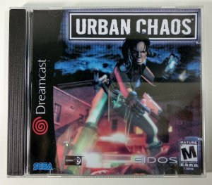 Urban Chaos [REPLICA] - Dreamcast