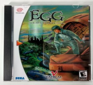 EGG [REPLICA] - Dreamcast