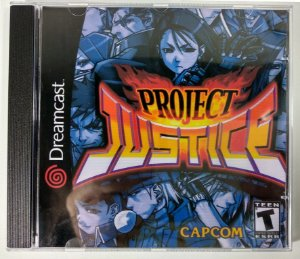 Project Justice [REPLICA] - Dreamcast