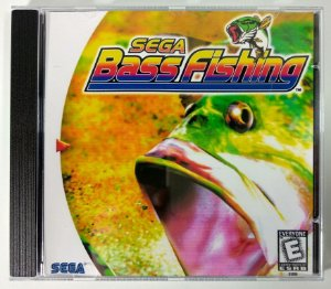 Sega Bass Fishing [REPLICA] - Dreamcast