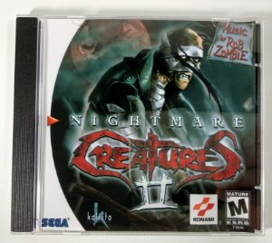 Nightmare Creatures II [REPLICA] - Dreamcast