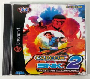Capcom vs SNK 2 [REPLICA] - Dreamcast
