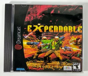 Expendable [REPLICA] - Dreamcast
