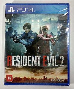 Resident Evil 2 (lacrado) - PS4