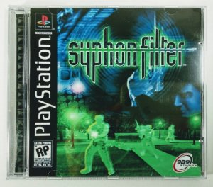 Syphon Filter [REPLICA] - PS1 ONE