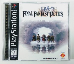 Final Fantasy Tactics [REPLICA] - PS1 ONE