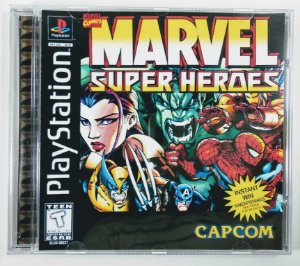 Marvel Super Heroes [REPLICA] - PS1 ONE