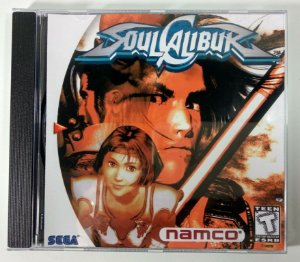 Soul Calibur [REPLICA] - Dreamcast