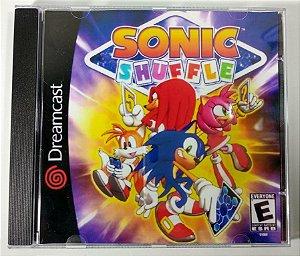 Sonic Shuffle [REPLICA] - Dreamcast