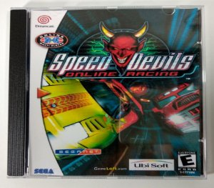 Speed Devils Online Racing [REPLICA] - Dreamcast