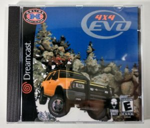 4x4 Evo [REPLICA] - Dreamcast