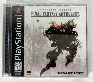 Final Fantasy Anthology [REPLICA] - PS1 ONE