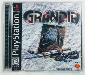 Grandia [REPLICA] - PS1 ONE