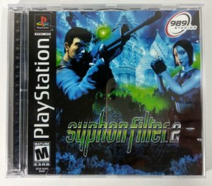 Syphon Filter 2 [REPLICA] - PS1 ONE