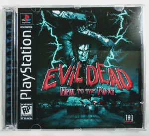 Evil Dead [REPLICA] - PS1 ONE