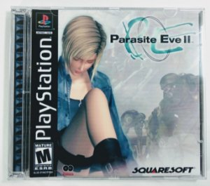 Parasite Eve II [REPLICA] - PS1 ONE
