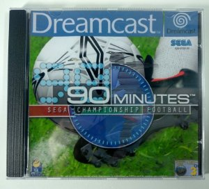 90 Minutes Championship Football [REPLICA] - Dreamcast