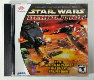 Star Wars Demolition [REPLICA] - Dreamcast