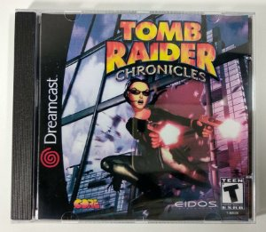 Tomb Raider Chronicles [REPLICA] - Dreamcast