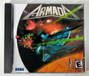 Armada [REPLICA] - Dreamcast