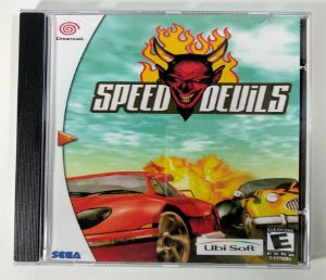 Speed Devils [REPLICA] - Dreamcast