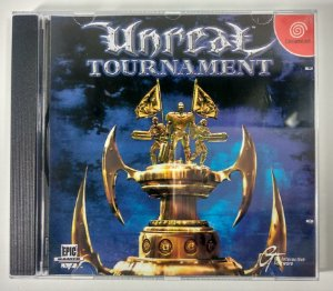Unreal Tournament [REPLICA] - Dreamcast