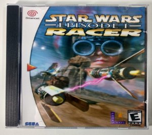 Star Wars Racer [REPLICA] - Dreamcast