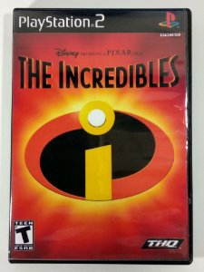 The Incredibles - [REPLICA] - PS2