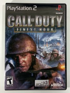 Call of Duty Finest Hour [REPLICA] - PS2