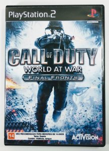 Call of Duty World at War Final Fronts [REPLICA] - PS2