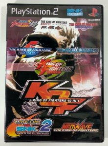 King of Fighters 10 in 1 [REPLICA] - PS2