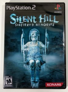 Silent Hill Shattered Memories [REPLICA] - PS2