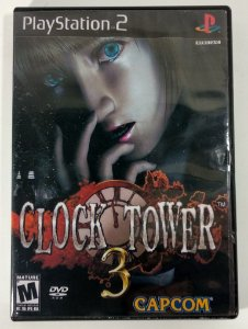 Clock Tower 3 [REPLICA] - PS2