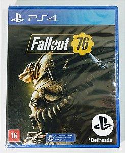 Fallout 76 (lacrado) - PS4