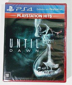 Jogo Until Dawn (lacrado) - PS4