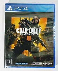 Call of Duty Black Ops 4 (lacrado) - PS4