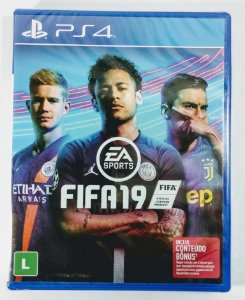 Fifa 19 (lacrado) - PS4