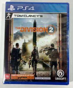 Tom Clancys The Division 2 (lacrado) - PS4