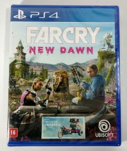 Far Cry New Dawn (lacrado) - PS4