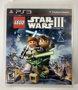 Lego Star Wars III - PS3