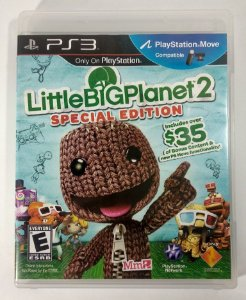 Little Big Planet 2 Special Edition - PS3