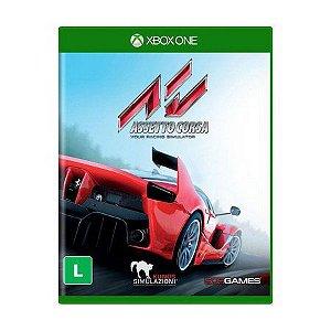 Asseto Corsa (Lacrado) - Xbox One