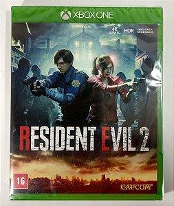 Resident Evil 2 (Lacrado) - Xbox One