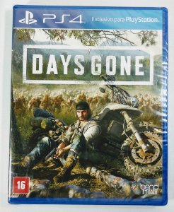 Jogo Days Gone (lacrado) - PS4