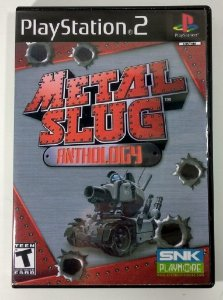 Metal Slug Anthology [REPLICA] - PS2